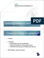 41 Clustering - Partitional