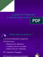 Gestión de Proyectos Productivos y Sociales