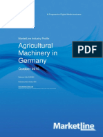 Agri Machinery in Germany
