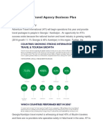 International Travel Agency Business Plan