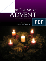 Four Psalms of Advent (L. Asuncion 2015)