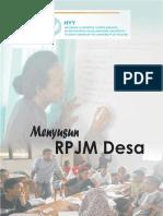 Booklet Panduan RPJMDes