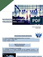 Referentes Del Comportamiento Organizacional. Iraima V. Martínez M.