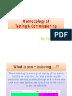 Testing & Commissioning Methodology