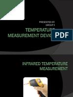 Temperature Measurement Device