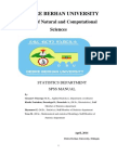 SPSS Manual helpful document for undertaking research