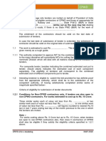 Cpwd-6 for E-tendering 2