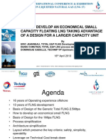 201304 Total-Presentation (LNG17) Small Capacity FLNG Design