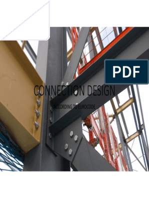 Connection Design(Eurocode) | Beam (Structure) | Screw