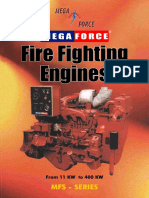 Mega Force_Fire Fighting Engines