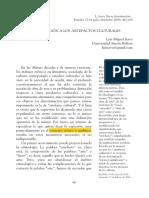 Breve Introducción a Los Artefactos Culturales 2009-Rev. Estudios-LMI (1)