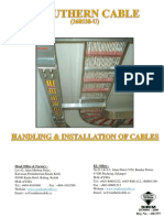 21 - Handling & Installation of Cables (1)