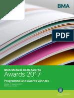 2017 BMA Medical Book Awards