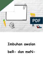 Imbuhan Awalan