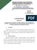 Caiet Sarcini Depozitare Deseuri