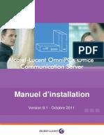 Omnipcx R8.1 (Manuel D'Instal)