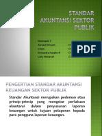 Ppt Standar Akuntansi Sektor Publik