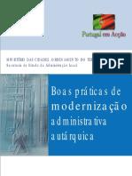 Boas práticas de modernização administrativa autárquica