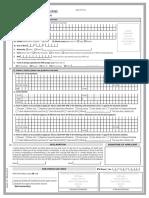 Kyc Application Form Individual