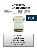 RS 485 25A MAN