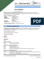 CAS 10043-01-3 | Aluminium Sulphate Suppliers Australia | RealChem