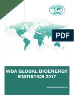 WBA Global Bioenergy Statistics 2017
