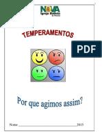 Os temperamentos