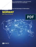Norway Second Round Peer Review Report (2017)