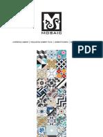 MOSAIC del Sur - Catalog 2017