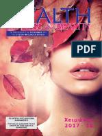 Health, Fitness & Beauty magazine