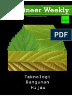 Teknologi bangunan hijau