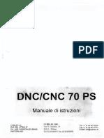 Manuale Cybelc Cnc 70