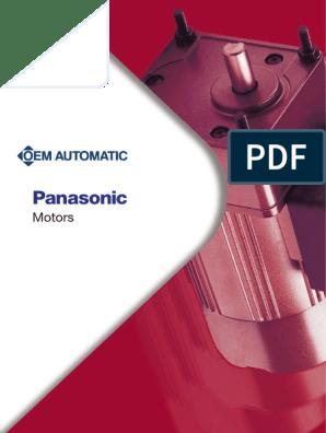 Panasonic Motor Speed Controller DVUS990GE