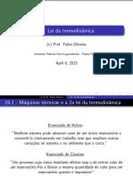 198594-Cap 19 - Segunda Lei Da Termodinamica