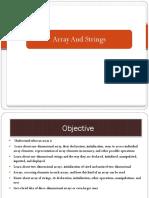 Array & String