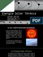 Expo Energia Solar Termica