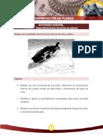 ActividadCentralU2  interpretación de planos