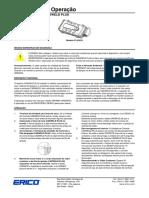 Instruções de Operação e Manutenção CADWELD PLUS1