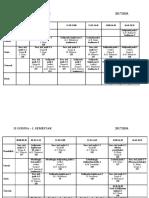 Raspored - 1. Semestar - 2017-2018 Za Sajt