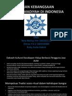 Peran Kebangsaan Muhammadiyah Di Indonesia