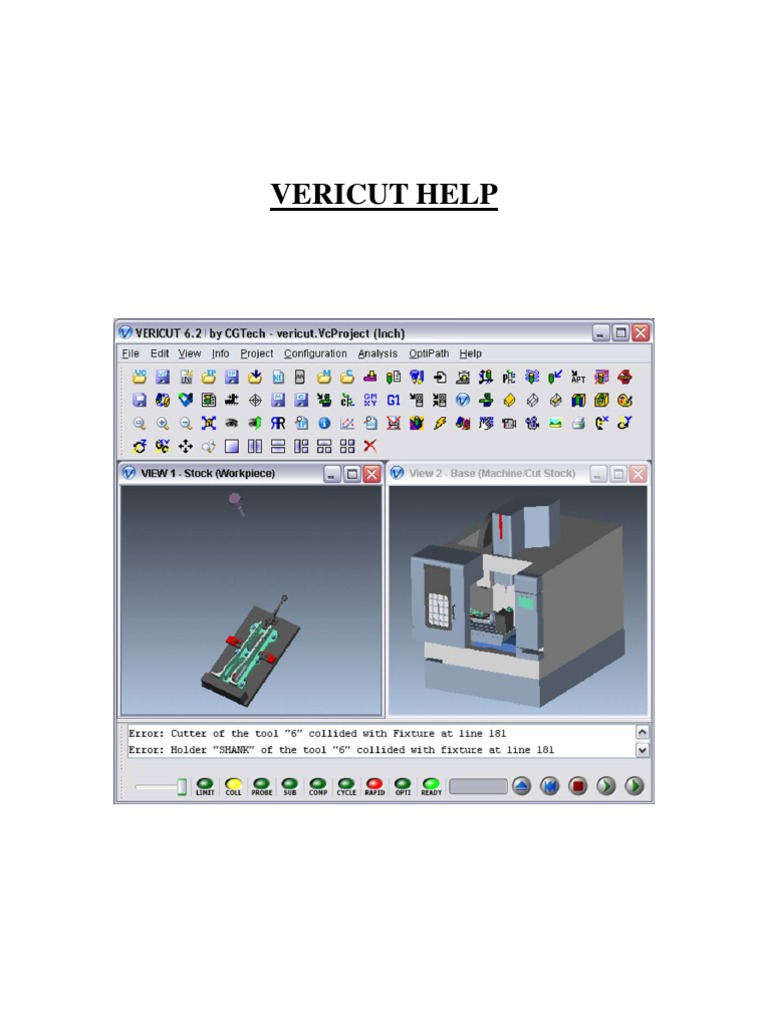 Vericut help command line interface computer file fandeluxe Gallery
