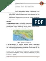 Resumen de Terremoto de Mexico de 8
