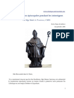 1996-Mgr Mark Pivarunas-Les Consécrations Épiscopales Pendant Les Interrègnes