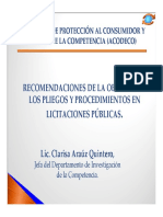 RecomendacionesOECDparaPliegosProcedimientosLicitacionPublicas
