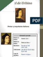 Rafael de Urbino pintor
