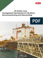 Guidance for UK Safety Case Management