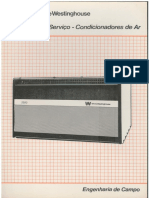 White Westinghouse Manual Servico Condicionadores de Ar
