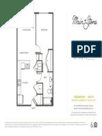 Floor Plan - Parker