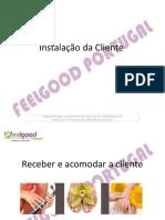 Instalação Da Cliente PDF
