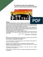 Avaliação de Língua Portuguesa Vidas Secas